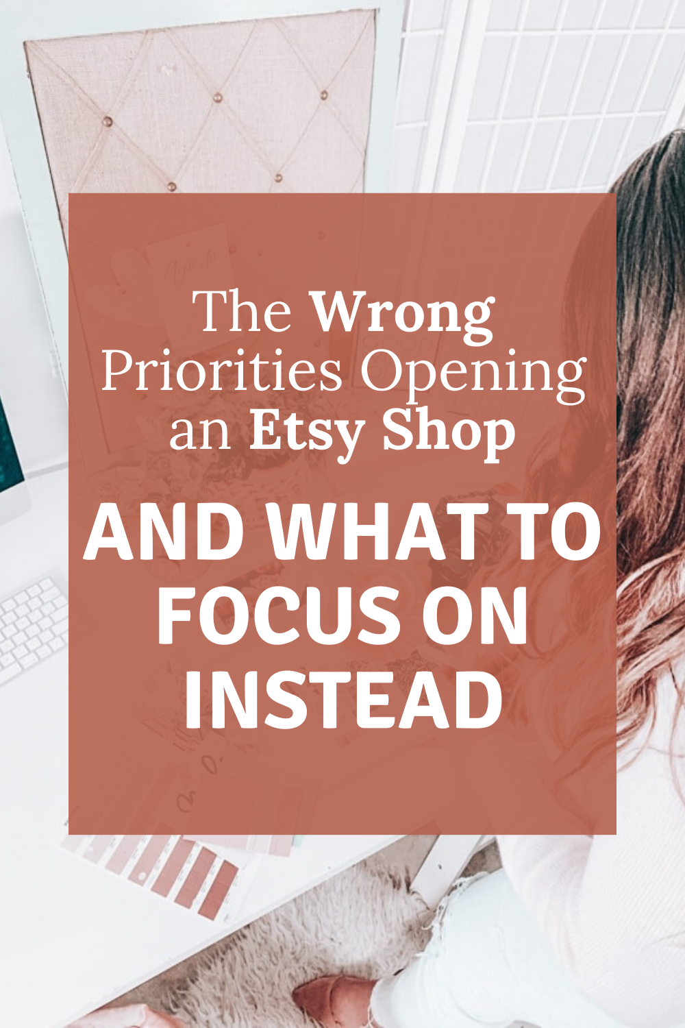 Etsy Priorities to Have when Opening a Shop