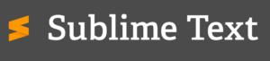 Sublime Text, my favorite website development tool