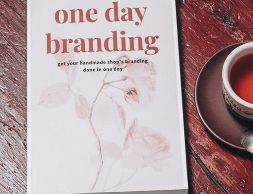 One Day Branding guidebook