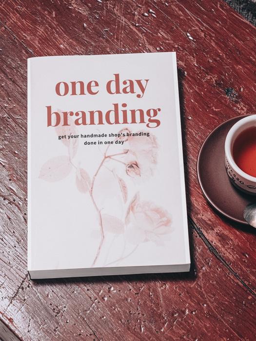 One Day Branding guidebook