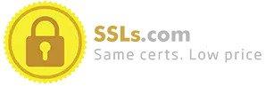 SSLS.com. Make sure your online business has security