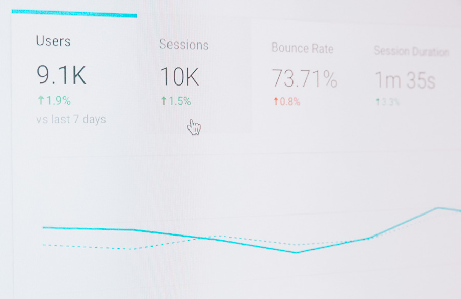 Google Analytics data. You can see this in your Rank Math for SEO plugin menu