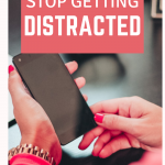 6 hacks to stop getting distracted